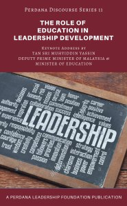 Book Cover for The Role of Education in Leadership Development